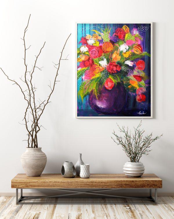 Donne-toi des fleurs, 2019