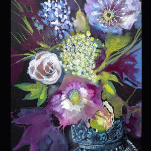 Les fleurs illuminent notre noirceur_low
